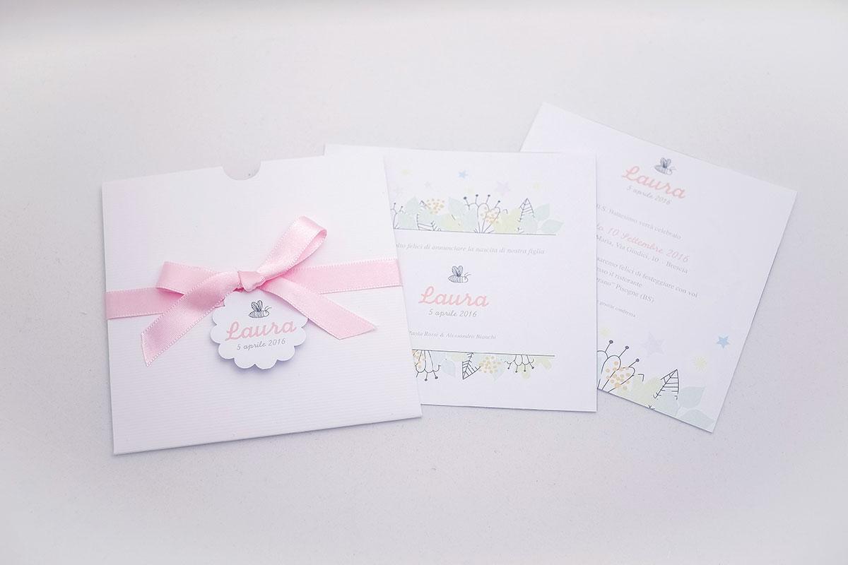 Piccole api deco wedding for Cornici piccole bianche
