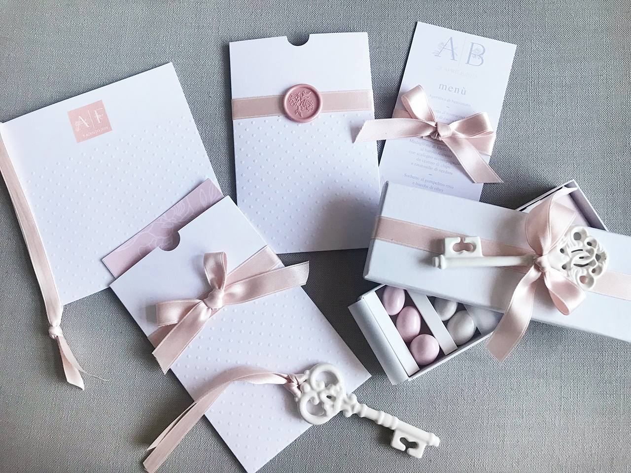 Wedding set per Wedding planner